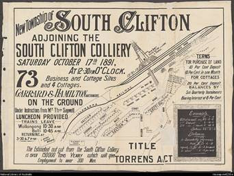 south clifton 1891