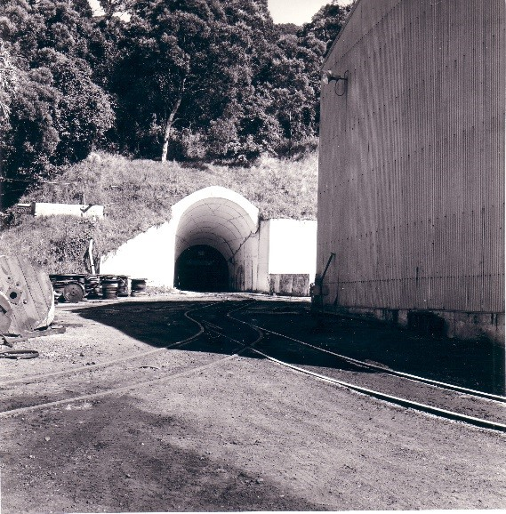 Corrimal Diesel Man Transport Entry ca. 1970